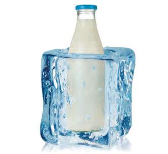 milk cooling system