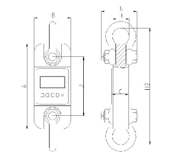 instrument to measure force