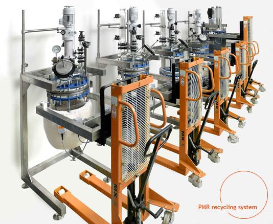 gold refining equipment