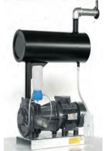 vacuum pump for cow milking machine